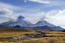 Bezymianny volcano. Photo: Jury Emelianov