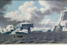 Pavel Mihailov. Near Antarctic. 9 January 1820
