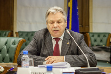 Academician Valery Tishkov. Photo: RGS Press Service