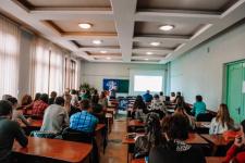 Работа «Молодежных чтений РГО – 2019»