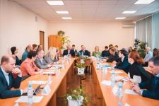 Заседание Совета  Самарского областного отделения Русского географического общества
