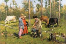Докучные сказки Самарскй Луки 2019