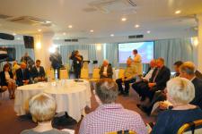 Межотраслевая стратегическая сессия