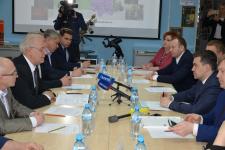 Заседание Попечительского совета Ивановского областного отделения ВОО РГО 22 апреля 2019 года.