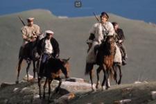 Кадр из кинофильма «Николай Пржевальский. Экспедиция длиною в жизнь», реж. Т. Борщ