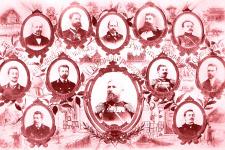Члены Приамурского отдела Императорского Русского географического общества (ПОИРГО), 1901 г.