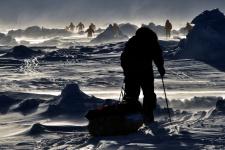 Северный полюс. Фото: Анатолий Жданов.