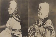 Северный Кавказ, абазинки, 1890-1914 гг. Фотография Ф. Ордела. Из фондов Научного архива РГО