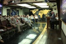 Расширенное заседание МГО РГО