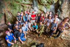 Участники похода – опытные и молодые крымские географы (Фото: М. Погомий)