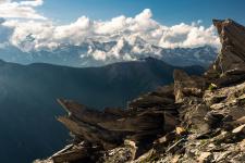 Зругское ущелье, Республика Северная Осетия-Алания. Фото: Шота Гаглоев