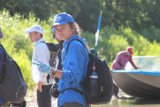 Фото из личного архива участников волонтёрского лагеря