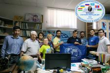 Встреча в Павлодарском Доме географии