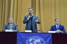 Заседание Ученого совета Отделения РГО в Республике Мордовия