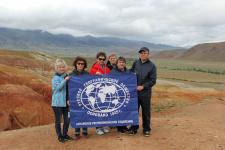 Экспедиция к объектам природного наследия Республики Алтай