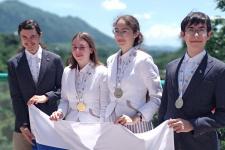 Фото предоставлены участниками Международной олимпиады iGeo-2019