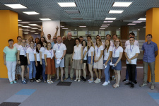Летняя школа РГО в Астрахани
