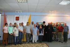 Встреча с участниками путешествия к истоку Тары