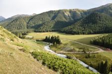 Ущелье Чон-Ак-Суу (или Григорьевское)
