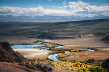 Горный Алтай. Фото: Дмитрий Антипов