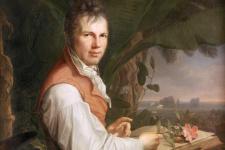 Гумбольдт в 1806 г. Портрет работы Фридриха Георга Вейтша; wikipedia.org