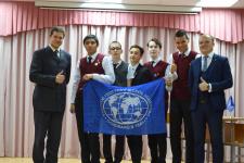 Команда Губернаторского многопрофильного лицея-интерната для одаренных детей Оренбуржья – победители регионального этапа чемпионата по играм «Что? Где? Когда?»