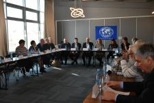 Заседание (Фото Ю. Рубцовой)