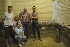 Изучение погребённых почв под Кремлём