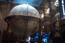 Земной глобус Блау. Фото: Алексей Михайлов