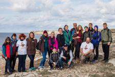 Изучение природы Национального природного парка «Тарханкутский» участниками школы