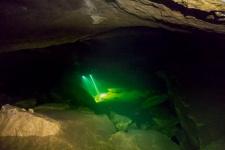 Пещера Таёжная. Фото: Татьяна Мазина