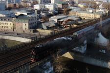 Локомотив (фото С. Гусев)