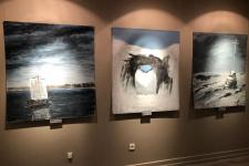 Выставка «Путь в Сибирь через Студеное море и Уральский Камень».