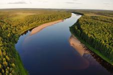 Красота и умиротворение Севера. Фото: Алексей Морозов