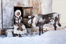 Ненецкий оленевод Вадим. Фото: Андрей Кийко