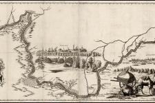 Карта Волгн Олеария