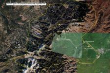 Проект территории природного парка Мяо-Чан. Фото ФГБУ «Заповедное Приамурье».