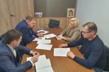 Заседание оргкомитета. Фото: С.А. Соткина