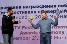 Режиссёр Михаил Малахов-младший получает спецприз фестиваля