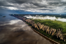 Путешествие к столбам-великанам. Фото: Георгий Шпикалов