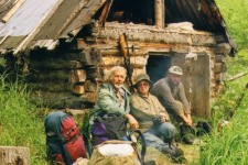 Светлана Шлотгауэр (в центре)