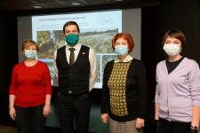 Виртуальная экскурсия в рамках программы «Счастливого долголетия» пансионата «Марсово поле» (фото А. Ашихмин)