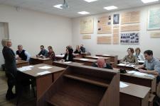 Комиссия ОРО РГО по географическому и экологическому образованию