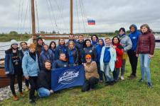 Молодёжный слёт РГО в Вологодской области
