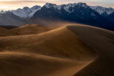 Ветер северной пустыни. Фото: Алексей Харитонов