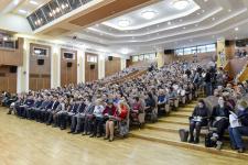 Съезд учителей. Фото: пресс-служба РГО