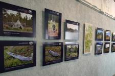 Открытие выставки «Тайны священного озера Нум-то»