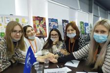 Команда Липецкой области на чемпионате для школьников по интеллектуальным играм
