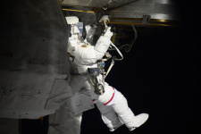 Фото: космонавт Роскосмоса Сергей Кудь-Сверчков
