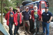 Участники подготовки к экспедиции